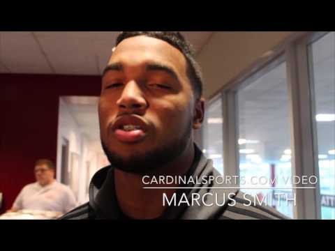 Marcus Smith Interview 11/27/2013 video.