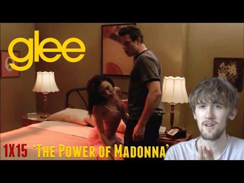 Glee Season 1 Episode 15 - 'The Power of Madonna' Reaction