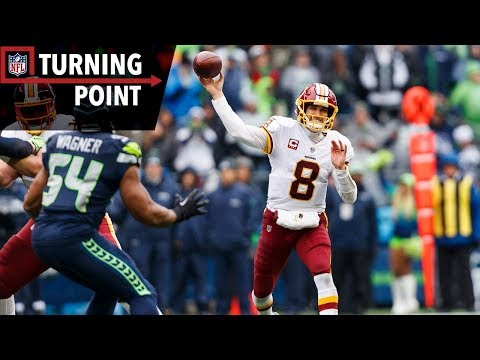 Video: Kirk Cousins' Clutch Throws Stun Seahawks (Week 9) | NFL Turning Point