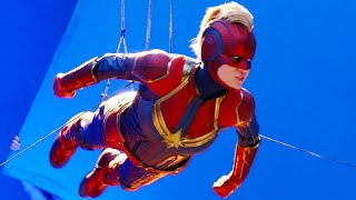 Video Captain Marvel DELETED & BONUS Scenes + Bloopers MP3, 3GP, MP4, WEBM, AVI, FLV Juni 2019