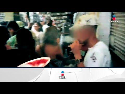 Venta de alcohol, drogas y armas en 'mercados negros' | Noticias con Francisco Zea