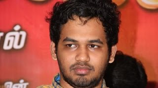 Hiphop Tamizha feels grateful for Vishal - Aambala Press Meet | Galatta Tamil