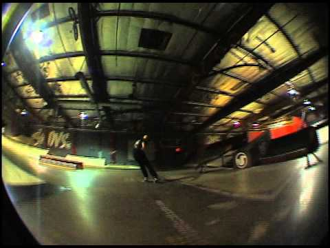 Alex Midler @ Skatelab