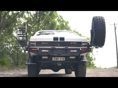 Shane's HT Monaro – Born This Way Offroaders Ep. 9