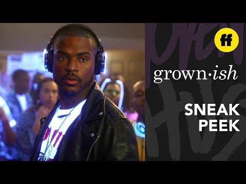 grown-ish Season 2, Episode 19 | Sneak Peek: Emergency at Hawkins | Freeform