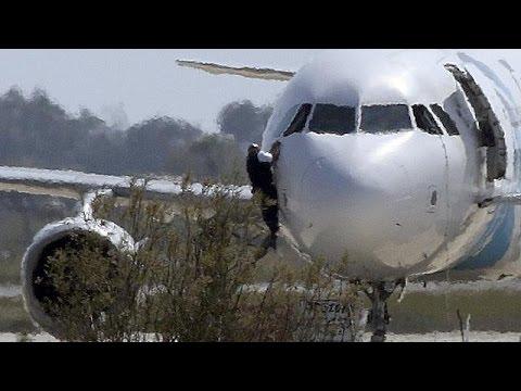 Κύπρος: «Πρόσωπο με ασταθή ψυχολογική κατάσταση» ο αεροπειρατής