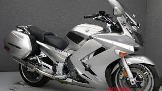 6. 2010  YAMAHA  FJR1300   - National Powersports Distributors