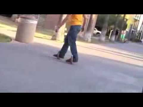 New Form Of Skateboarding?