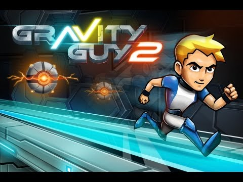 ipod touch - I will be reviewing Gravity Guy 2 for the iPod Touch & iPhone & iPad. Will this be the next best app in the app store? WATCH TO FIND OUT! Follow Me On Twitte...