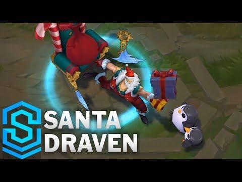 Draven Anh Già Tuyết - Santa Draven