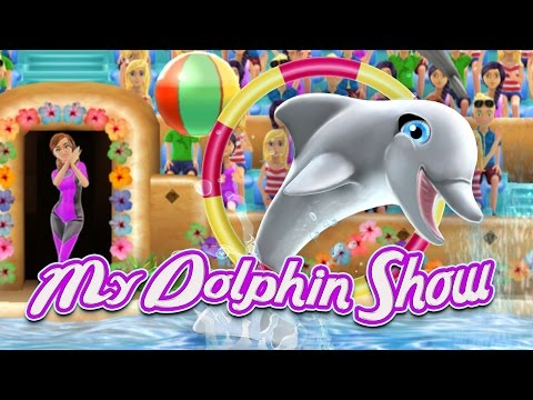 My Dolphin Show - Game Trailer (Spil Games)
