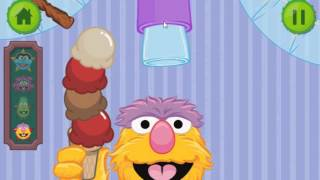 Cbeebies The Furchester Food Game Part 2