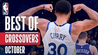 NBA's Best Crossovers | October 2018-19 NBA Season