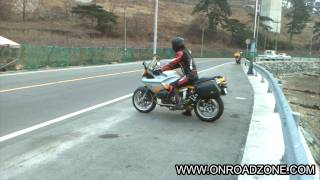 8. BMW R1100S (REMUS Exhaust)