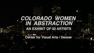 Colorado Women in Abstraction