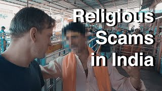 Video Scammed at Religious Places in India MP3, 3GP, MP4, WEBM, AVI, FLV Agustus 2018