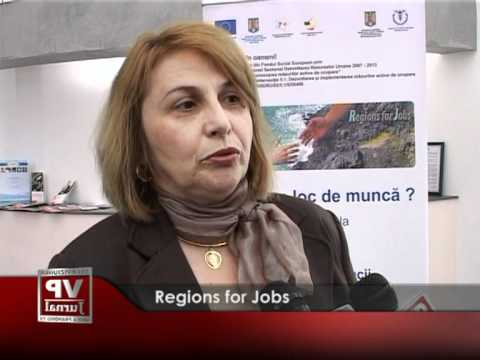 Regions for Jobs