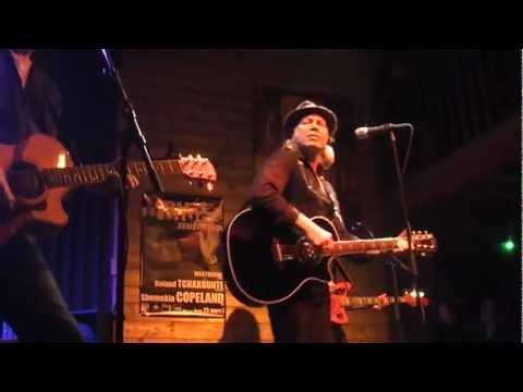 Elliott Murphy & The Normandy All Stars - Rain Rain Rain (Live Le Soubock 21-01-2012)