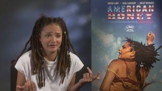 Nonton American Honey  Sasha Lane Spills On Intimate Scenes With Shia Labeouf Film Subtitle Indonesia Streaming Movie Download