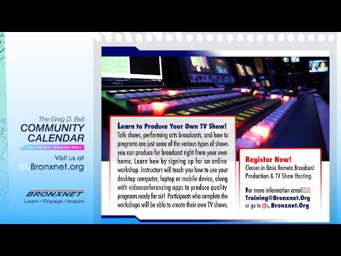 Community Calendar | Jan 20 - 26, 2021
