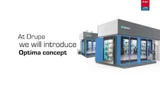 Nueva SOMA OPTIMA2 se presenta en drupa 2016
