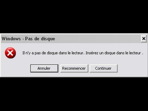 comment trouver erreur disque dur