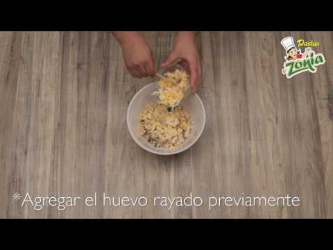 Ensalada de macarrones | PASTAS ZONIA