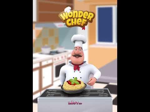 Wonder Chef Gameplay (by match3news.com)
