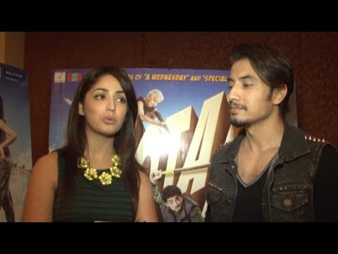 Interview With Yami Gautam & Ali Zafar For Film 'Total Siyappa'