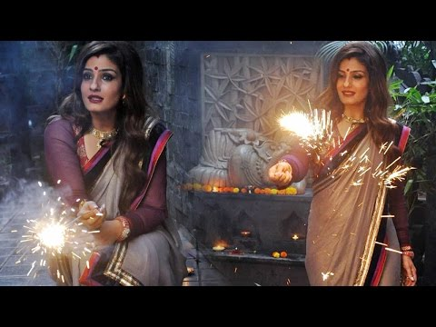 celebrates - Diwali is the 5-day festival of lights in India, which literally means the victory of good over evil. Raveena Tandon talks about her diwali celebrations. Watch the video to know more! For...