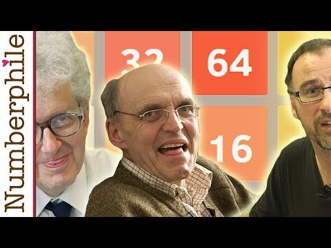 Video Professors React to 2048 - Numberphile download in MP3, 3GP, MP4, WEBM, AVI, FLV January 2017