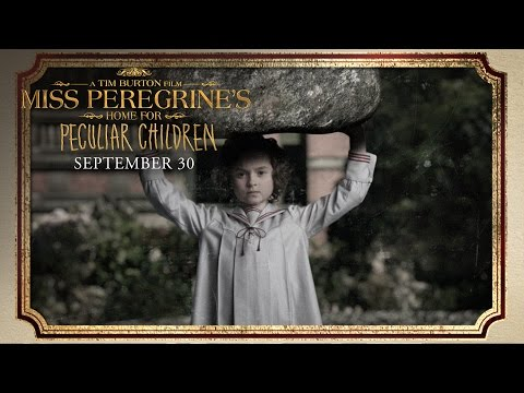 Miss Peregrine's Home for Peculiar Children (Character Profile 'Bronwyn')