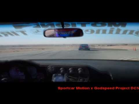 Sportcar Motion x Godspeed Project DC5 at Super Street Magazine x Continental Tires  FF Battle 5