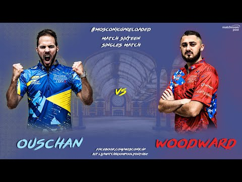 Mosconi Cup Reloaded: Albin Ouschan vs Skyler Woodward