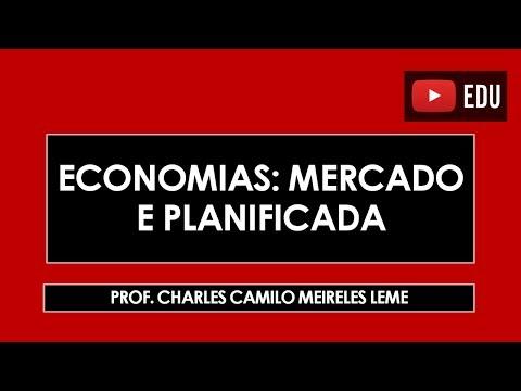 Economias de Mercado e Planificada