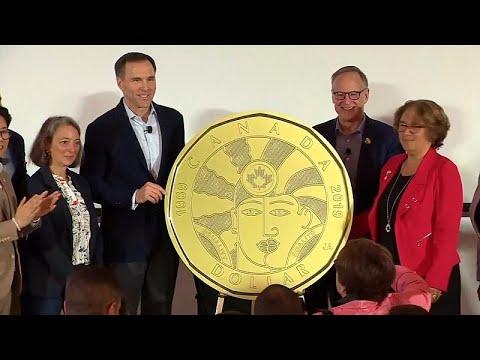 O Καναδάς παρουσίασε επετειακό νόμισμα για τα δικαιώματα της ΛΟΑΤΚΙ κοινότητας…