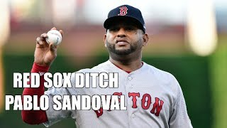 Red Sox Now: Chad Jennings reports Red Sox ditch Pablo Sandoval. (Herald video by Robert Greim)