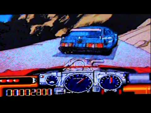 Road Avenger Megadrive