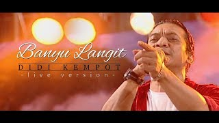 Video Didi Kempot - Banyu Langit [OFFICIAL] MP3, 3GP, MP4, WEBM, AVI, FLV Agustus 2018
