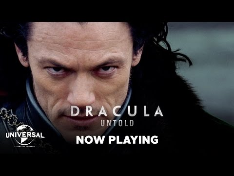 Dracula Untold TV Spot 4