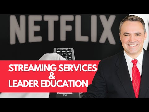 Black Market Leadership - Episode 14 - Using Streaming Services to Develop Leaders and Teams!