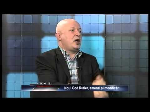 Emisiunea Subiectul zilei – Laurențiu Drăghici –  9 februarie 2015
