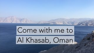 Khasab Oman  city images : Come With Me To Al Khasab, Oman