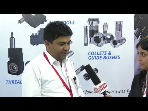 Srujan Solutions showcases powerful and innovative automated deburring technology