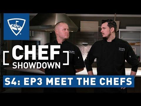 Chef Showdown | Season 4: Episode 3 Meet the Chefs | Topgolf