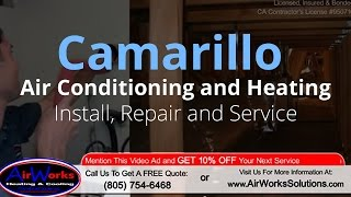 Video Camarillo Air Conditioning and Heating - (805) 754-6468 - Also Offering Thousand Oaks HVAC Service MP3, 3GP, MP4, WEBM, AVI, FLV Juni 2018
