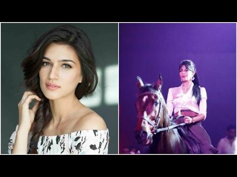 Kriti Sanon Injured On Sets   Jacqueline Goes Hors
