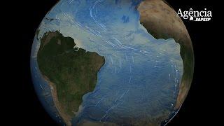 Aquecimento poderá reduzir em até 44% a circulação das águas do Atlântico