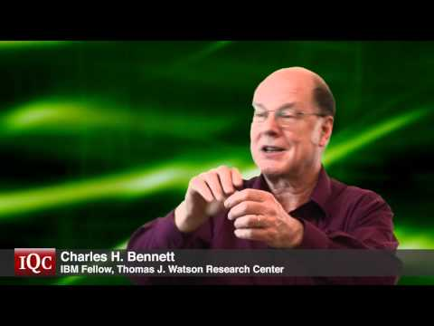 The Origins of Quantum Teleportation – Charles Bennett