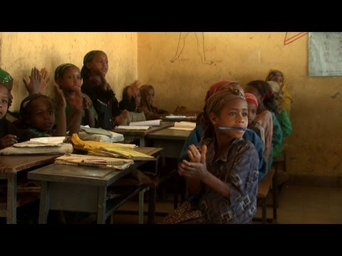 Ethiopia has reduced childhood deaths by 60% since 1990.